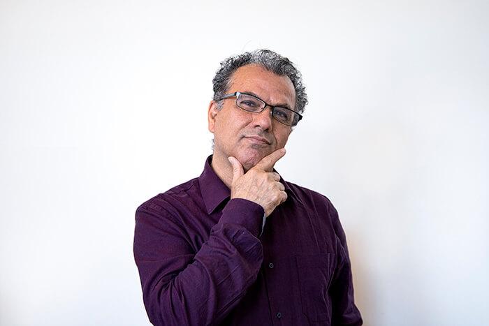 Farhad Zohari